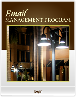 The Walk Of Coral Springs - Email Management Program