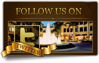 The Walk Of Coral Springs - Follow Us On Twitter